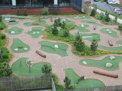 aventure mini golf